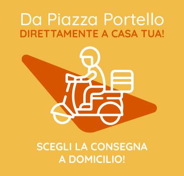 Da Piazza Portello direttamente a casa tua!