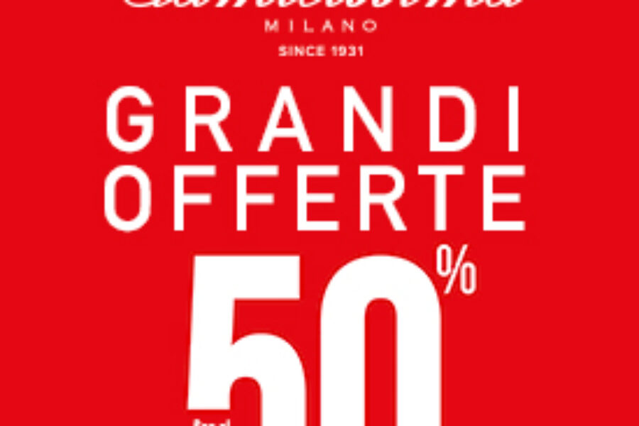 Camicissima –  50%